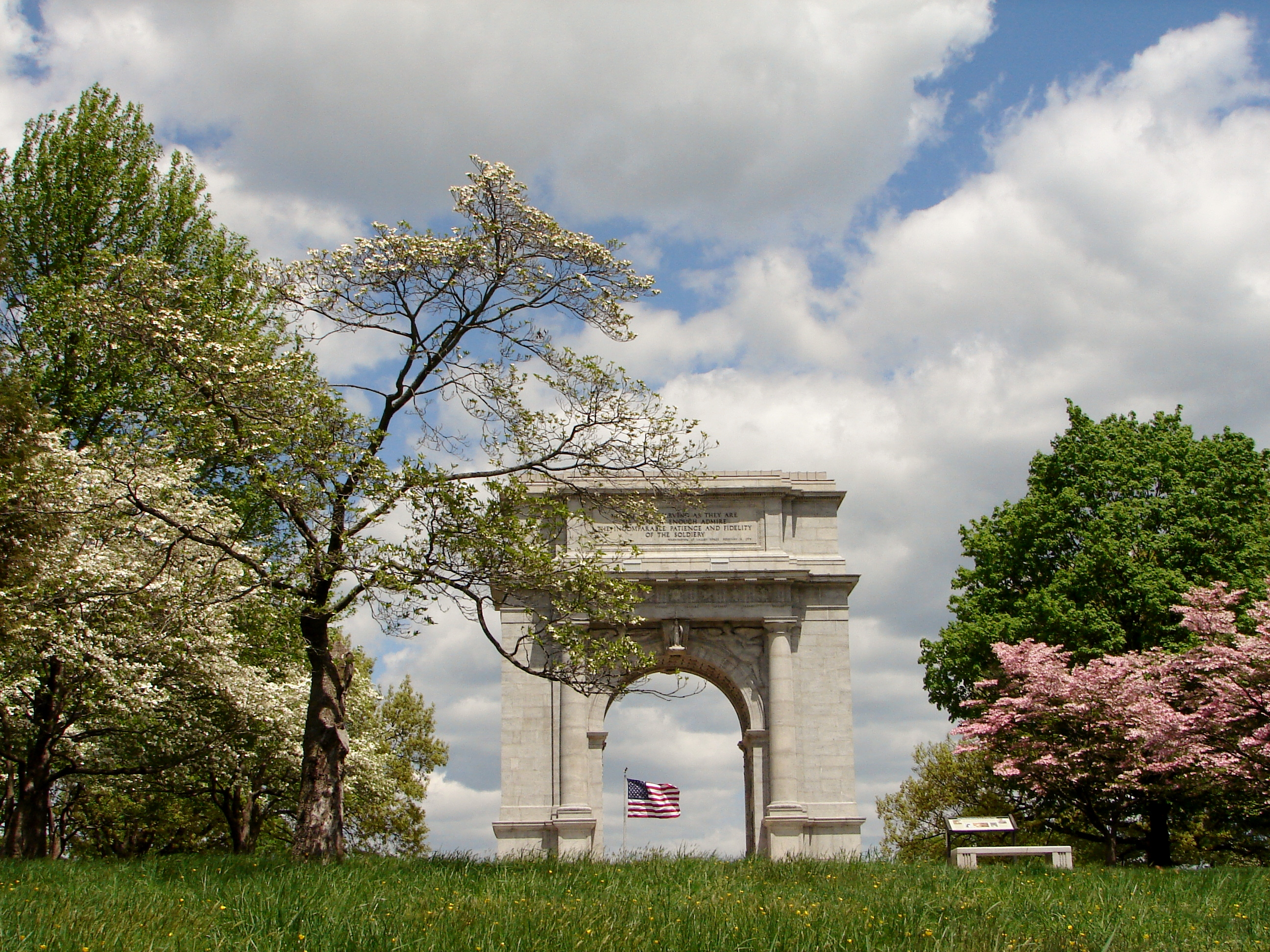 National Memorial Arch Photos For Days